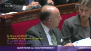 Manuel Valls Mesures Police nationale Assemblée nationale.m4v