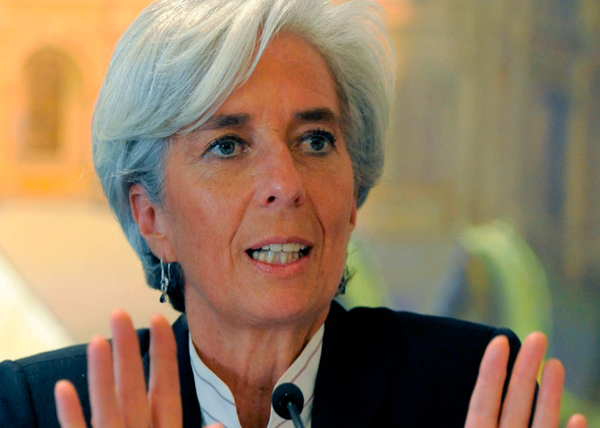France : Christine Lagarde coupable, mais dispensée de peine