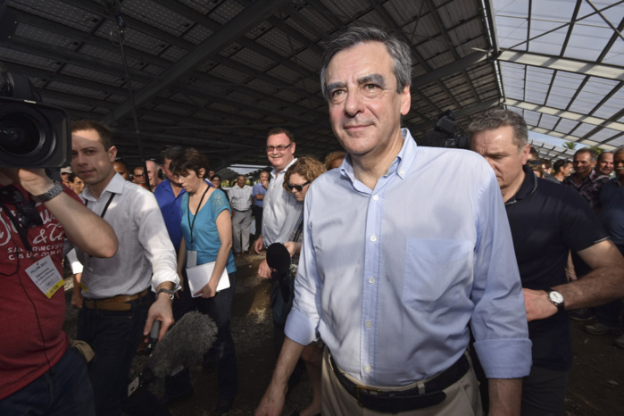 [Retour images] Le sud reçoit François Fillon avant le grand meeting