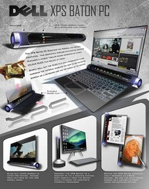 Concept : Dell XPS
