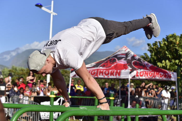 [PHOTOS] Le Port en mode freestyle