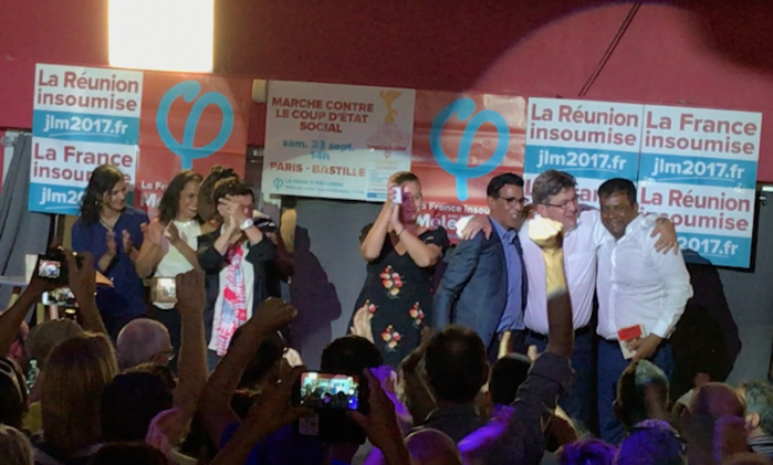 "Meeting de Jean-Luc Mélenchon : ""La révolution positive"""