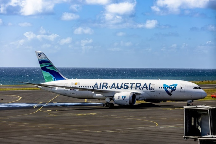 Air Austral fait son grand retour à Marseille
