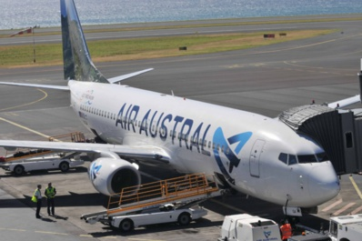 Vol annulé : Un avion Air Austral a pu rejoindre Rodrigues