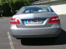 Mercedes Classe E 250 CDI Blue Efficiency, sobre limousine.