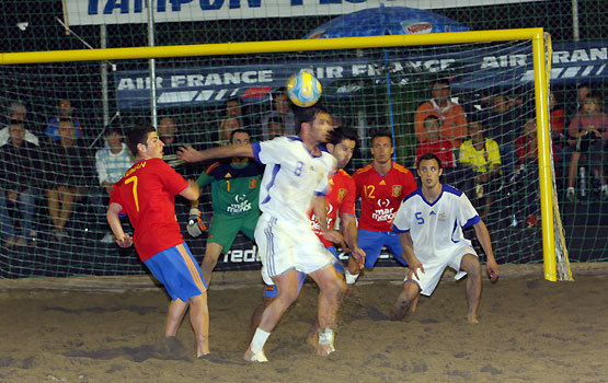 Retour sur le beach-soccer... version Festisable en images