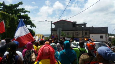 Mayotte: Menaces de blocage du second tour de la législative partielle