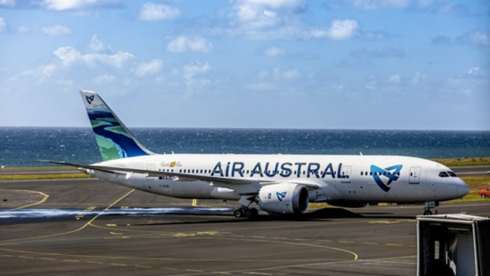 Air Austral: Point sur le programme des vols