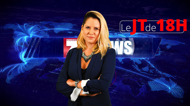 Le ZinfosNews de 18h - Vendredi 18 Mai 2018