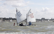 Coupe internationale d'Eté Optimist: Du vent dans les voiles