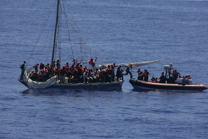 90 migrants interceptés au large du Sri-Lanka sur un chalutier à destination (...)