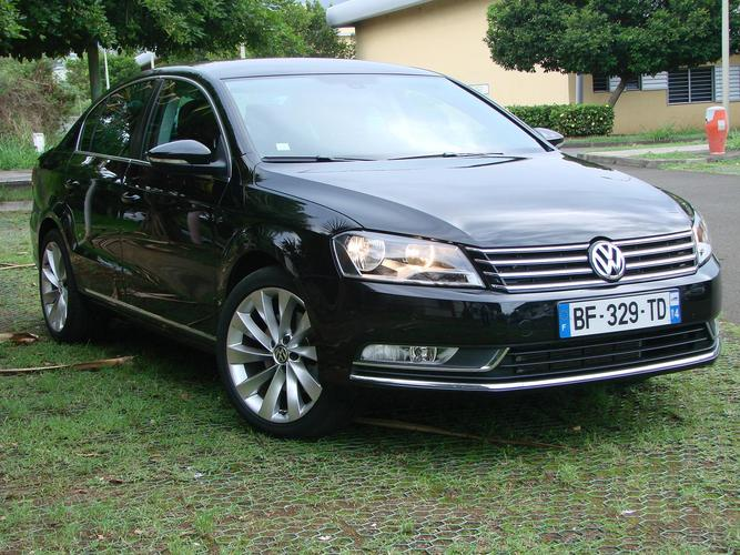 nouvelle volkswagen passat bagarre en perspective. Black Bedroom Furniture Sets. Home Design Ideas