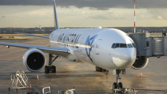 Air Austral fait le point ce 20 novembre à 19H