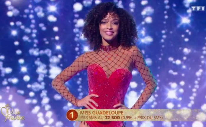 Miss Guadeloupe, 1ère dauphine