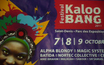 Kaloo Bang 2011 s'offre Alpha Blondy et Magic System