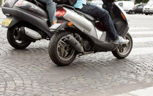 Accident de scooter mortel à Saint-Gilles