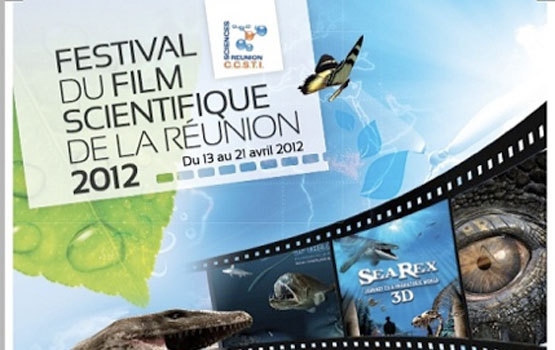 12ème édition du festival du film scientifique
