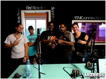 974Connection INTERVIEW + SHOW Sur RSL Radio [NEWS 2012]