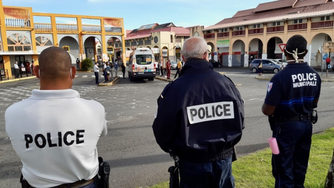 Photos: Facebook - Police nationale de La Réunion