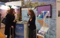 Le stand Réunion en forte progression au salon du Tourisme de Londres