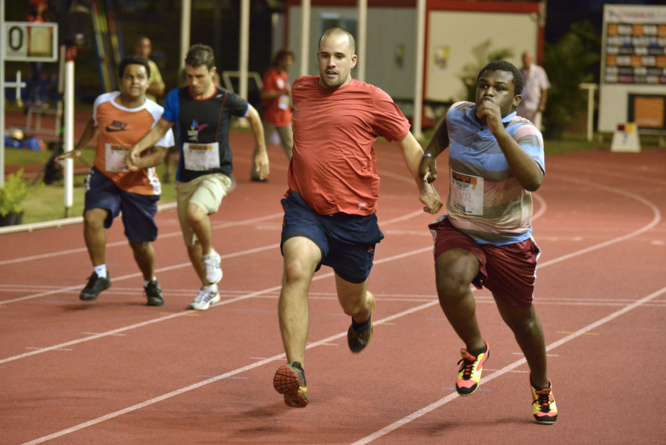 Athlétisme : Jimmy Vicaut brille au meeting de Saint-Denis