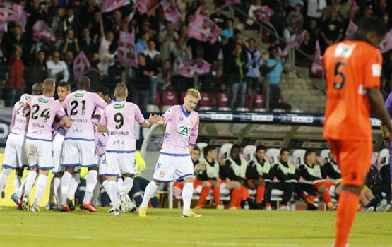 Source : Site officiel Evian TG