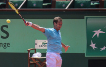 Roland-Garros : Richard Gasquet poursuit sa route