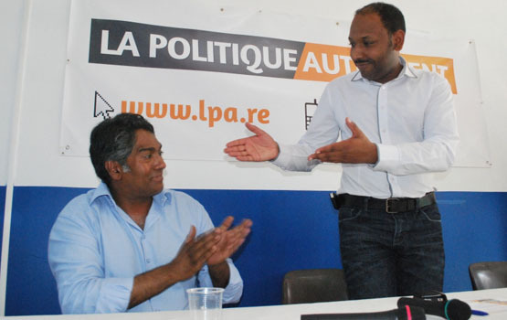 Le 10e adjoint de Michel Fontaine file vers le LPA de Thierry Robert