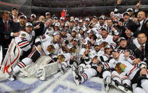 Les Chicago Blackhawks remportent la Stanley Cup