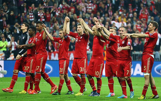 Football : Le Bayern Munich remporte la Supercoupe d'Europe