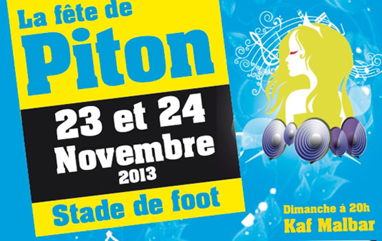 Piton Saint-Leu en fête ce week-end