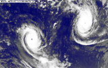 Cyclone tropical intense Amara : Rodrigues en alerte maximale