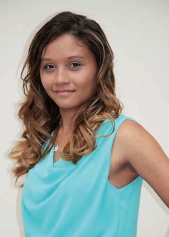 3. Lucie Siby, 18 ans