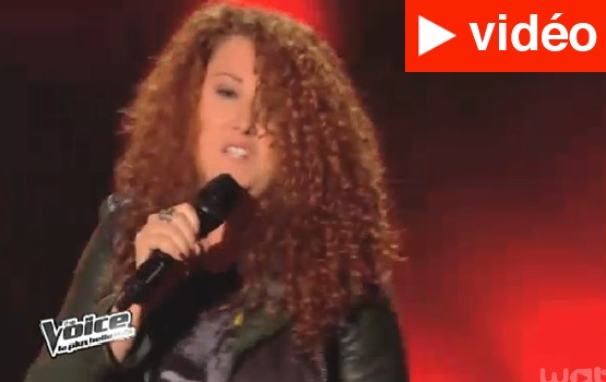 Emma Shaka enflamme The Voice!