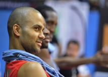 Tony Parker (photo : Pierre Marchal)