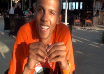 Photo d'archive : Stromae à la Réunion en 2011