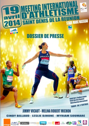 Meeting international d'athlétisme: Plus de 2.000 personnes attendues