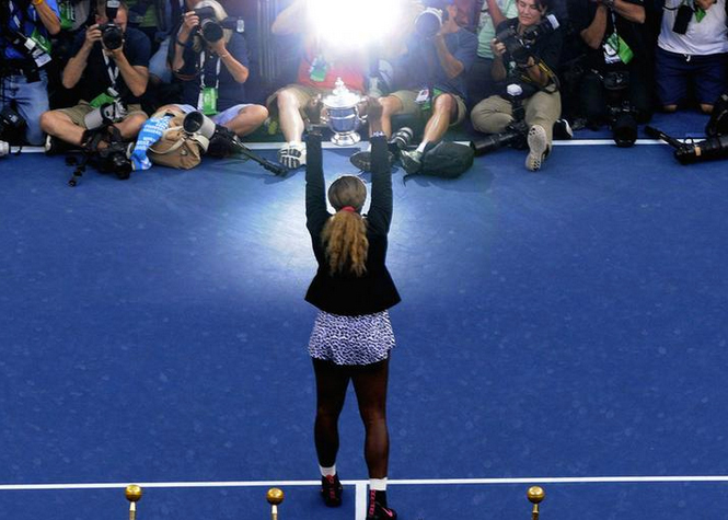 US Open : Serena Williams, reine de New York