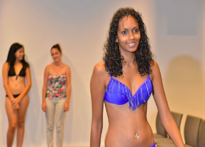 Le casting Miss Réunion 2015 de Saint-Denis en images
