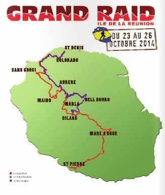 Top départ du Grand Raid 2014 !