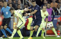 Ligue des champions : le PSG s'incline face aux catalans au Parc des princes