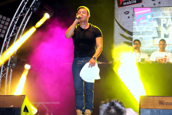 Retour en images sur le NRJ Mobile Party Mix
