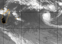 Le cyclone tropical Uriah poursuit sa route vers le Sud