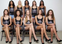 Les 10 finalistes Elite Model Look Reunion Island 2016
