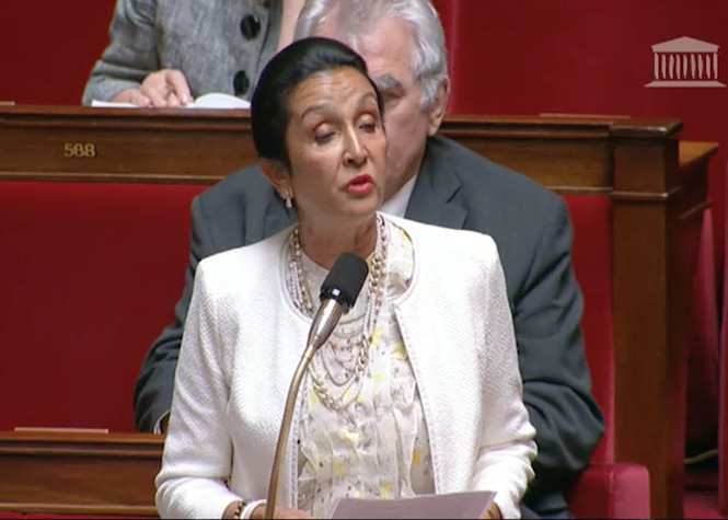 Privatisation des SIDOM: Huguette Bello interpelle George Pau-Langevin