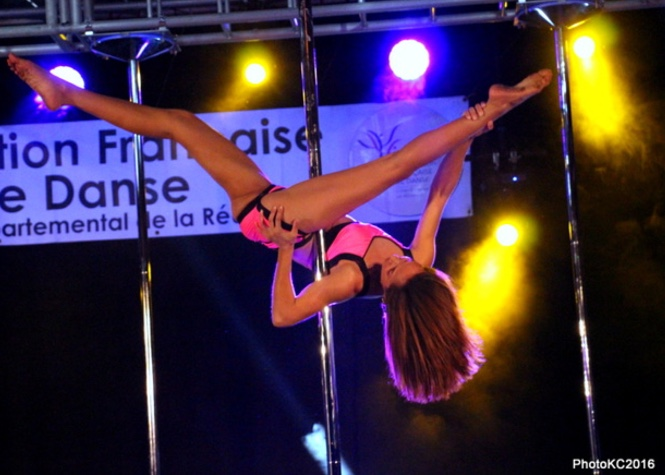 Gala du Club Pole Dance 974 à La Possession