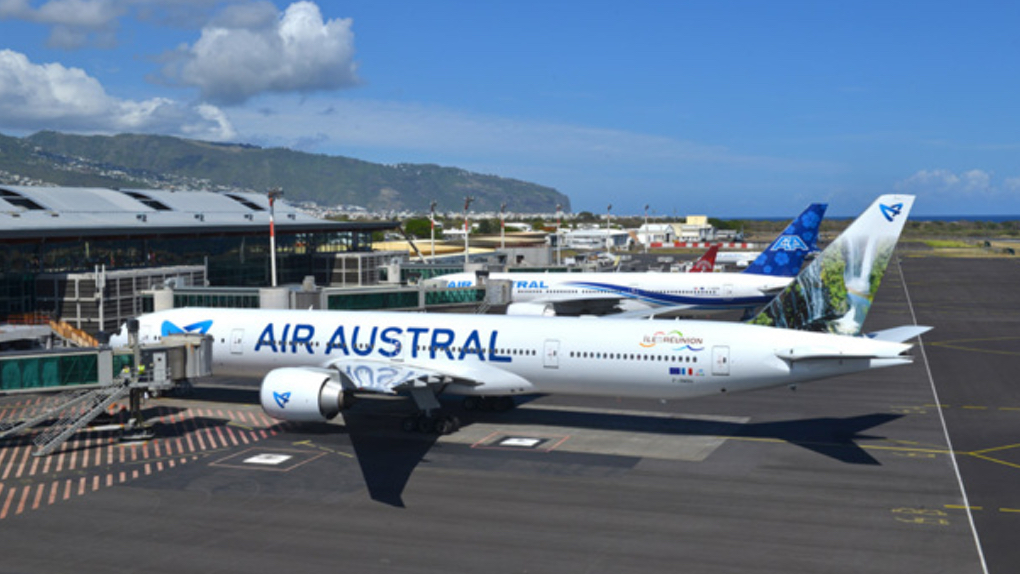 Air Austral et Air India signent un accord de partage de codes