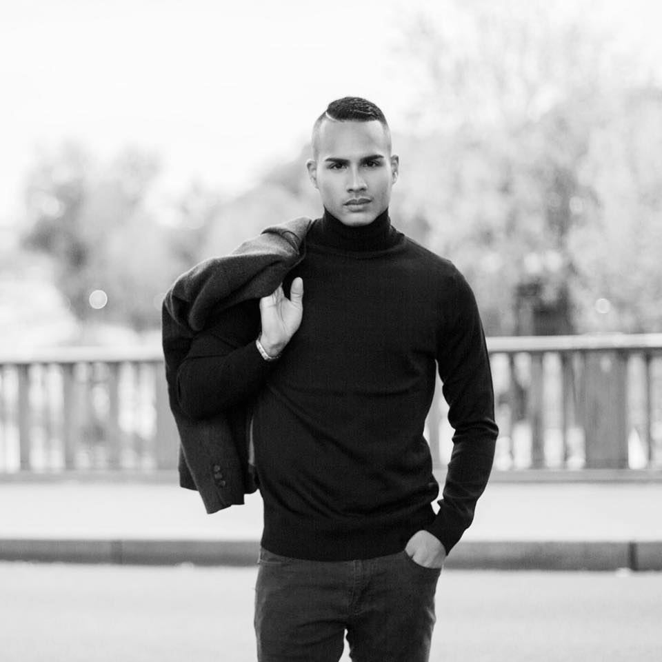 Le Réunionnais Loïc Nirlo élu Top Model Europe 2017