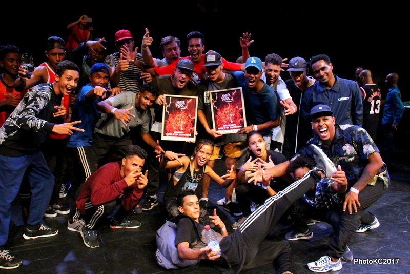 Retour en images sur le Battle of the Year Réunion 2017