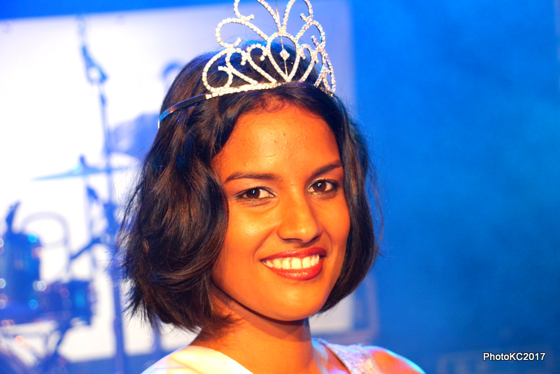 Elodie Séraphine Miss Saint Paul 2017